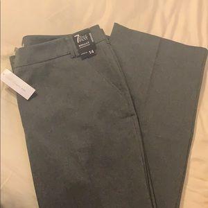New York & Company 7th Avenue bootcut pant
